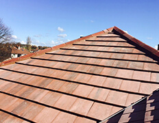 New roof build Altrincham