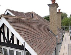 Roof restoration Altrincham